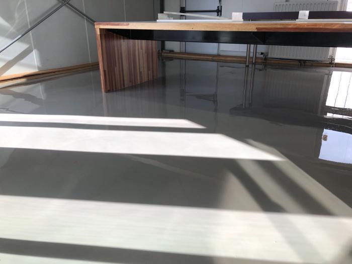Nieuw kantoorpand