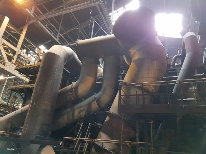 Taartuitreiking Tata Steel Warmband