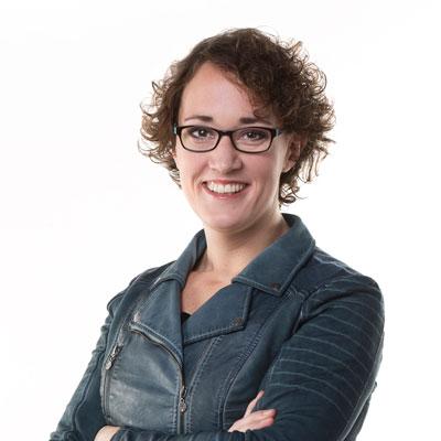 Gerline van der Bij